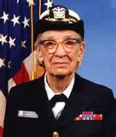Grace Murray Hopper's Birth