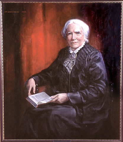 Elizabeth Blackwell is Born