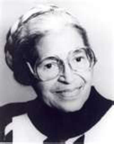 Rosa Park's Date of Death