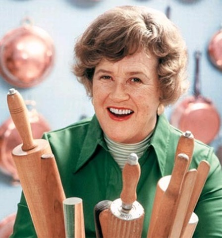 Julia Child's Death
