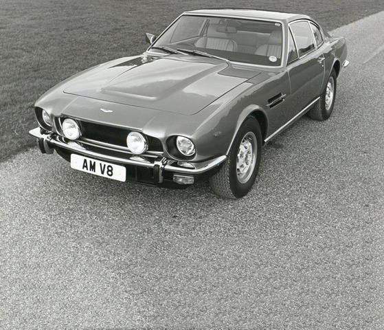 History Of The Aston Martin Heritage Timeline
