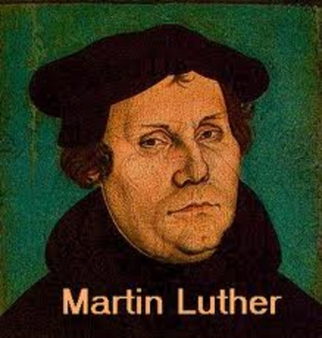 martin luther kings original intention was to reform the church Martin luther was born into a musical family  luther also created new music for church choirs,  rejoice the lord is king savior,.