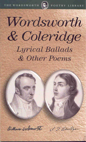 Lyrical Ballads, with a Few Other Poems- Wordsworth and Coleridge