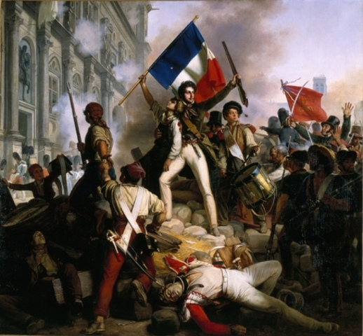 Beginning of French Revolution