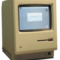 220px macintosh 128k transparency