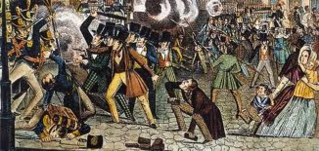Philidelphia Bible Riots