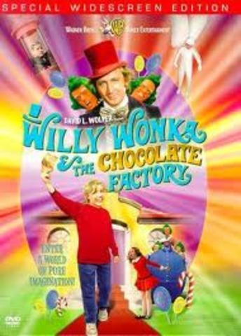 Willy Wonka and the Chocolate Factory (Movie)
