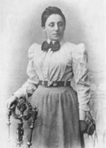 Emmy Amalie Noether  Νobel