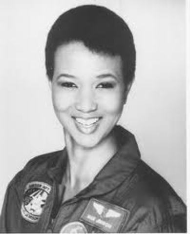 The start of Dr. Mae Jemison's Life