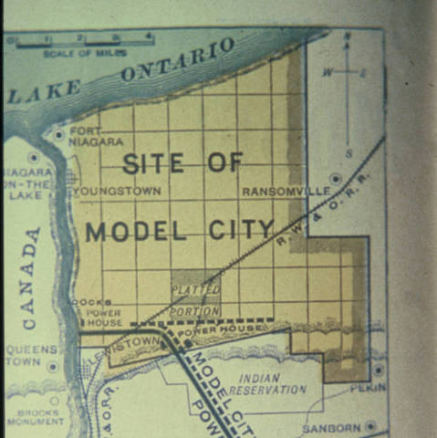 William Love's model city