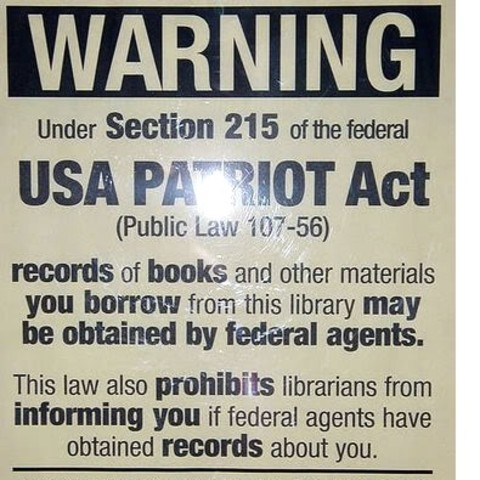 U.S. Patriot Act
