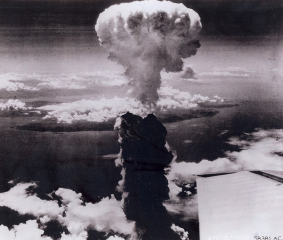 The First Atomic Bomb Detonated (2)