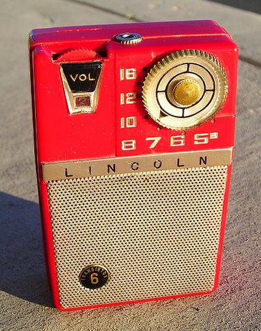 Transistor Radios are first produced commercially (2)
