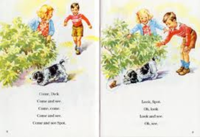 The first Dick & Jane books were published (4)