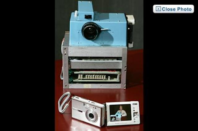 first digital still camera