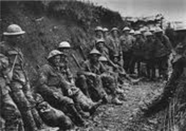 Outbreak of World War I (6)