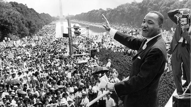 Martin Luther King, Jr. Delivers his I Have a Dream Speech (5)