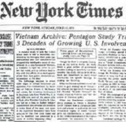 US Supreme Court Upholds the Right of NY Times and Washington Post to Publish Papers about Vietnam (6)