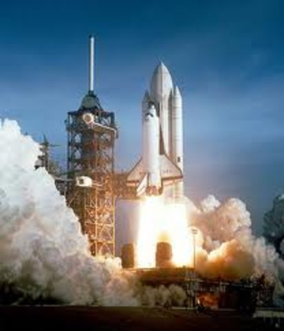 First Release of Space Shuttle From Cape Canaveral (3)