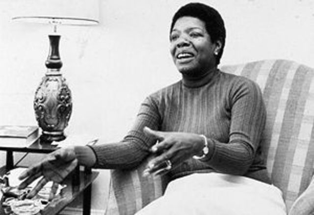 a biography of maya angelou born in california Maya angelou, who died in 2014, was a sage and officially a  it's a shame  sister henderson's california granddaughter has gone mental  i won't try to  say it better than maya angelou herself, who wrote that: history,  00:07:33  alice winkler: maya angelou was not the name she was born with.
