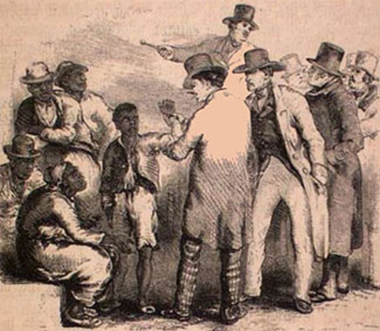 a history of the abolition of slavery in the united states The thirteenth amendment to the constitution of the united states of america marked the legal end of slavery in the united states by declaring that 'neither sl.