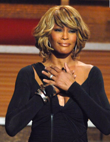 Whitney passes away
