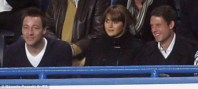 Super-injunction placed over John Terry's affair with Vanessa Perroncel