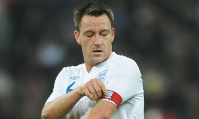 John Terry reinstated as England Captain