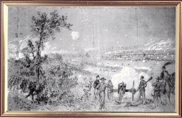 seven days battle essays What are facts about the seven day battle the battle of the seven days began because lee planned to stop the overcautious advance of mcclellan towards richmond.