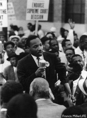 Good martin luther king essays