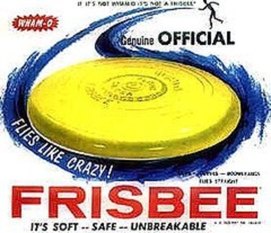 Frisbee production