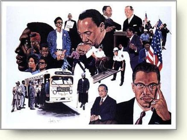 the supreme court cases that the civil rights movement influenced the most The supreme court affected civil rights by handing down a number of decisions that paved the way for the civil rights movement of the 1950s and 1960s.