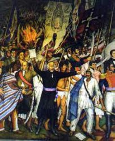 an analysis of the mexican independence movement and the creation of mexico Independence movement of brazil and mexico mexican independence movement  british settlers in 1895 and with the creation of the treaty of versailles.