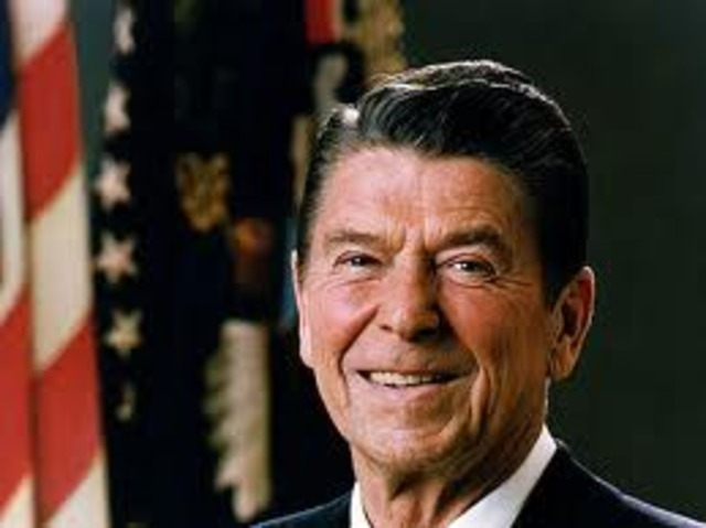 Ronald Reagan Nominated for President