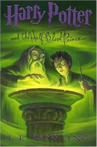 6th Harry Potter Book Released by J.K. Rowling
