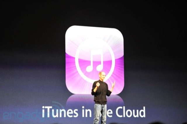 Apple introduces iTunes
