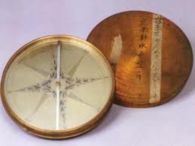 Magnetic Compass Was Invented In Ancient China