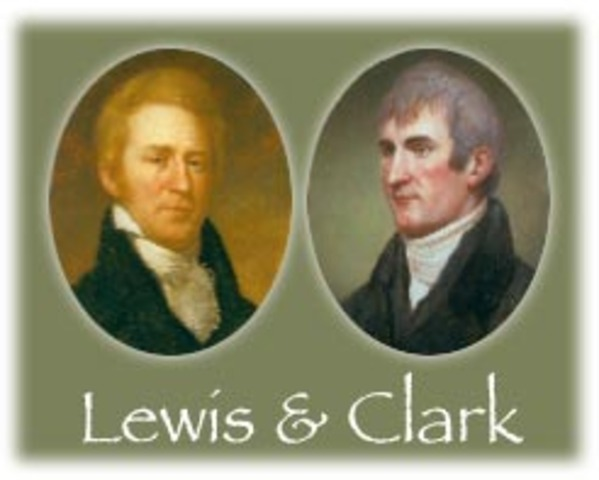 Lewis & Clarks expedition starts