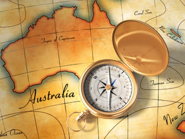 Important dates in history in Australia