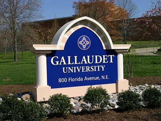 History of Gallaudet University timeline | Timetoast timelines - photo#29