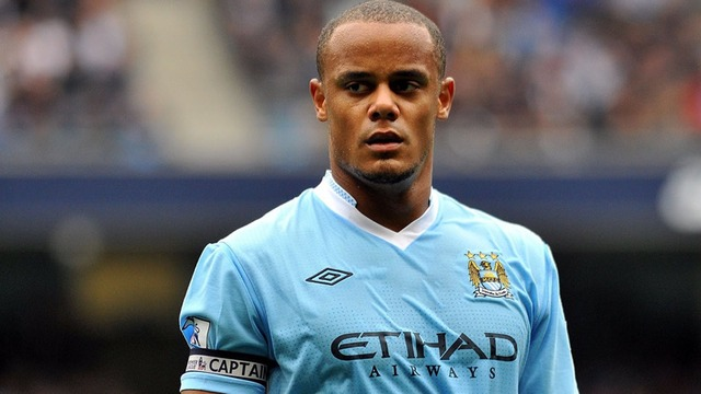 Kompany replaces Tevez as Captain