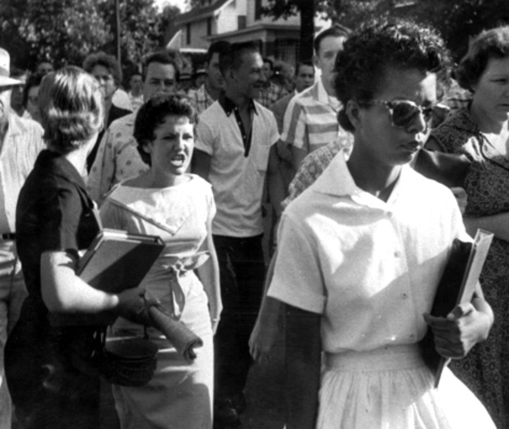 Crisis at Central High School and Little Rock Nine