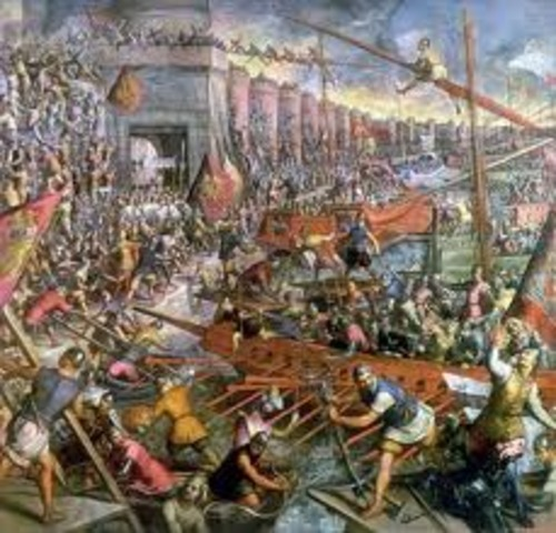 Fall of the Constantinople