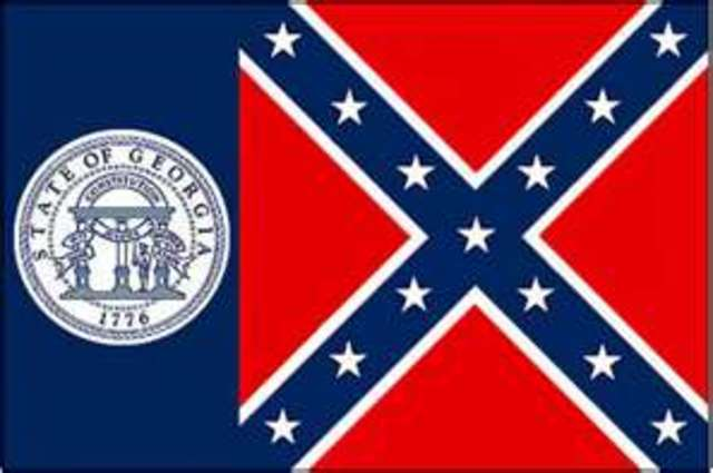 1956 Change to GA's State Flag
