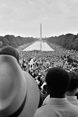 March on Washington D.C.