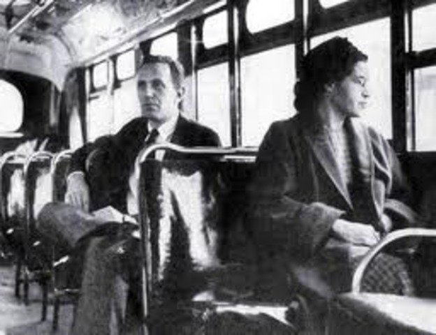 Rosa Parks and the Montgomery Bus Boycott continued