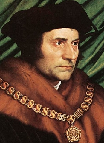 Introducing St. Thomas More (1478-1535) Patron saint of lawyers