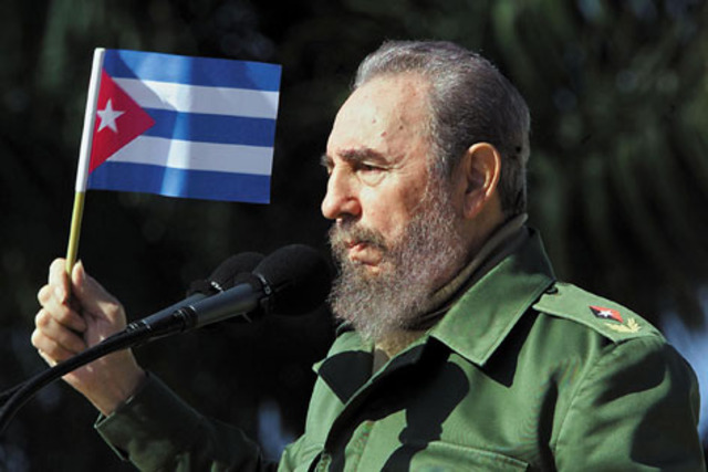 Communist takeover in Cuba