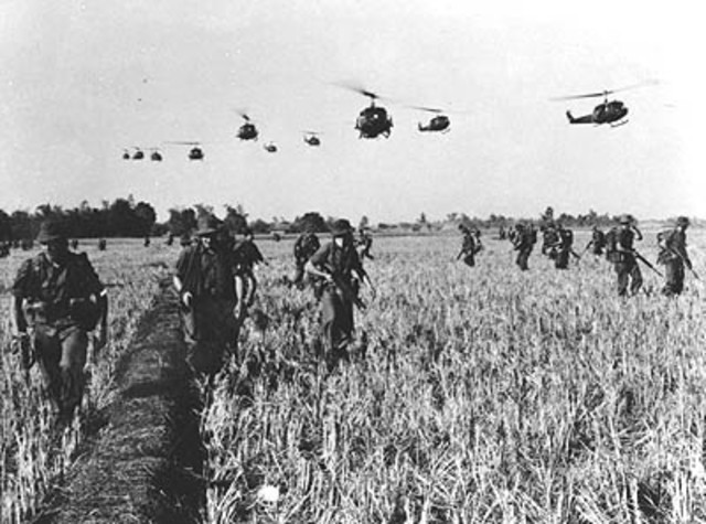 an analysis of the involvement of australia in vietnam in 1965 Many americans believed our involvement in vietnam began around 1965the states' involvement in vietnam the involvement of australia in the vietnam war.