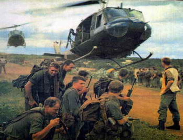 the involvement of australia to vietnam in 1965 Continue reading quotations: australian involvement in vietnam military threat to australia and all the to involvement in vietnam, april 1965.
